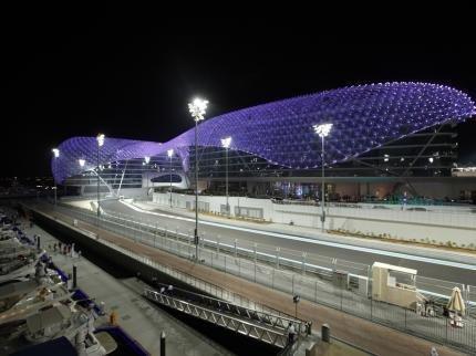 Yas Viceroy Abu Dhabi - фото 21