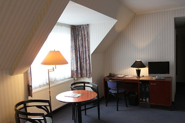 Гостиница «Buchholz», Шильдо