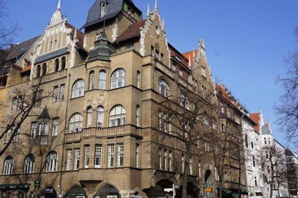 Pension Gudrun Hotel Berlin - фото 5