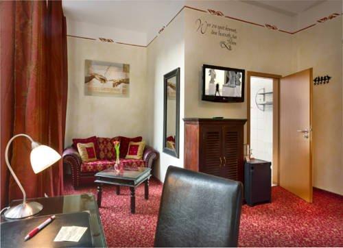 Hotel Sarotti-Hofe - фото 7