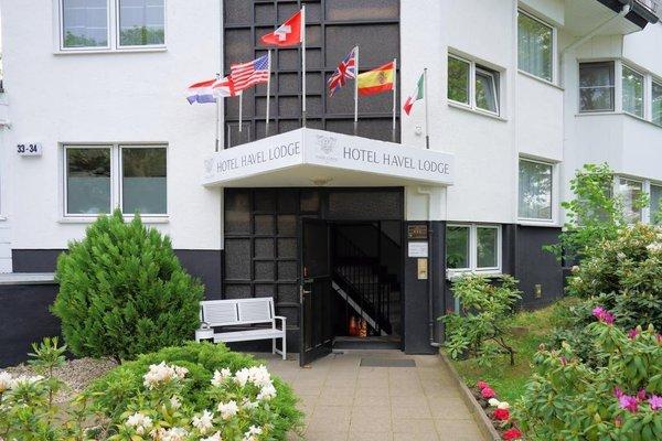 Hotel Havel Lodge Berlin - фото 22