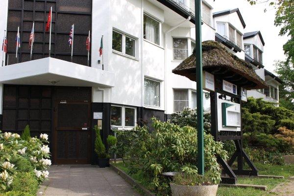 Hotel Havel Lodge Berlin - фото 23