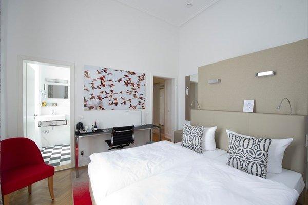 Das Boutique Hotel - Villa Godesberg - фото 35