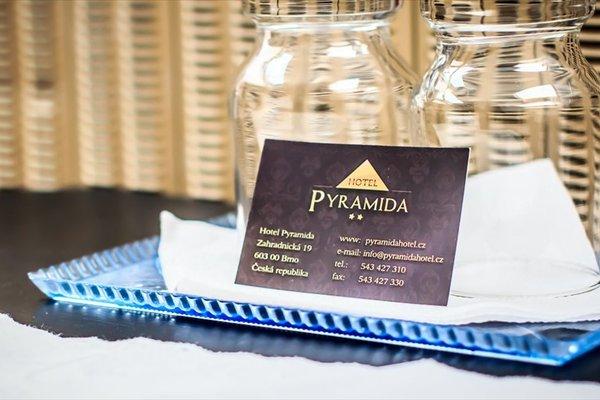 Hotel Pyramida - фото 13