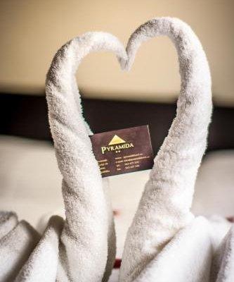 Hotel Pyramida - фото 16