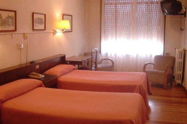Отель «ESPANA», Бургос