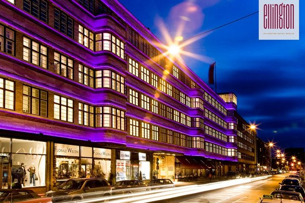 Ellington Hotel Berlin - фото 23