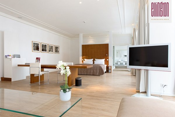 Ellington Hotel Berlin - фото 4