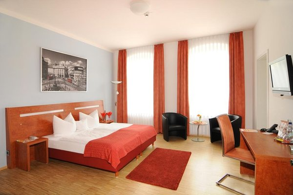 Hotel Stadtvilla Garni - фото 10