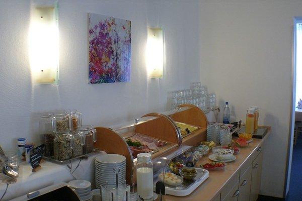 Hotel Garni - Haus Gemmer - фото 9