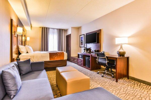 Comfort Suites Downtown Windsor - фото 6