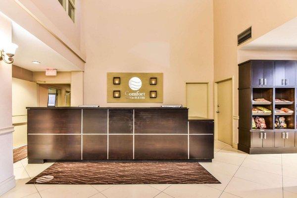 Comfort Inn & Suites Ambassador Bridge - фото 11