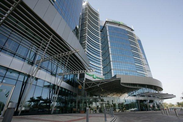 Holiday Inn Abu Dhabi - фото 37