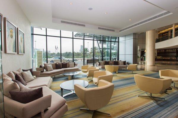 Holiday Inn Abu Dhabi - фото 10