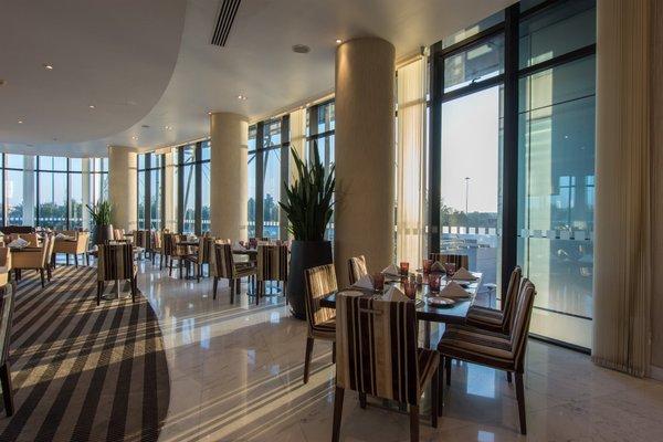 Holiday Inn Abu Dhabi - фото 15