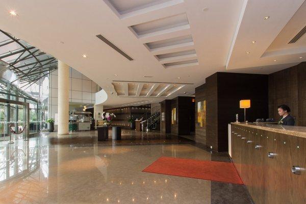 Holiday Inn Abu Dhabi - фото 18