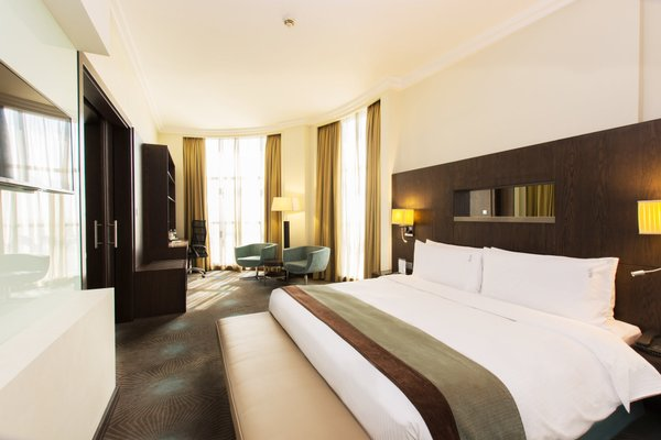 Holiday Inn Abu Dhabi - фото 2