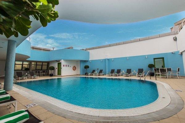 Holiday Inn Abu Dhabi - фото 21