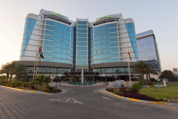Holiday Inn Abu Dhabi - фото 22