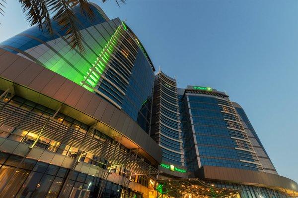 Holiday Inn Abu Dhabi - фото 23