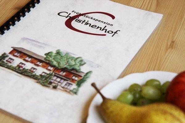 Hotel Christinenhof - фото 15