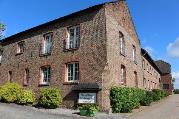 Landhaus Goddertzhof - фото 22
