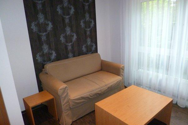 Гостиница «West Garni», Эрланген