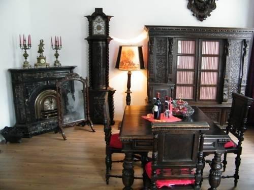 SCHLOSSVILLA FREIBERG HOTEL - фото 2