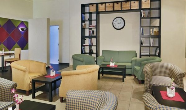 City Seasons Al Hamra Hotel - фото 11