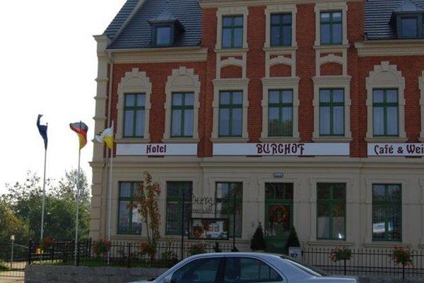 Hotel Burghof Gorlitz - фото 20