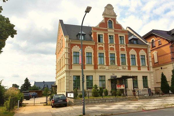Hotel Burghof Gorlitz - фото 21