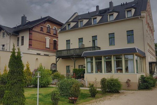 Hotel Burghof Gorlitz - фото 22