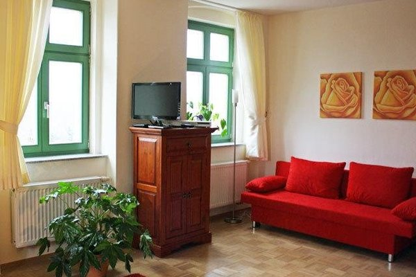 Hotel Burghof Gorlitz - фото 5