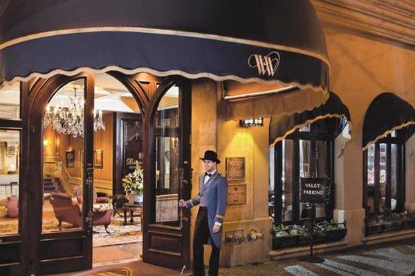 Wedgewood Hotel & Spa - фото 14