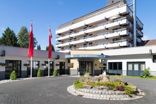 Sporthotel Grunberg - фото 22
