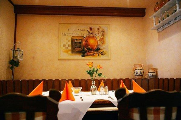 Hotel Restaurant Bodden - фото 11