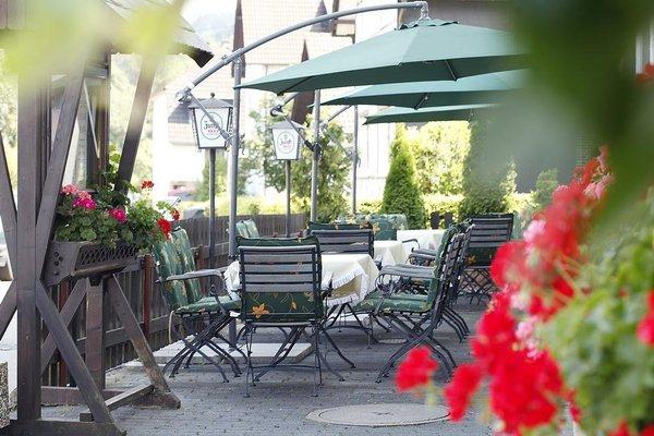 Hotel Restaurant Bodden - фото 14
