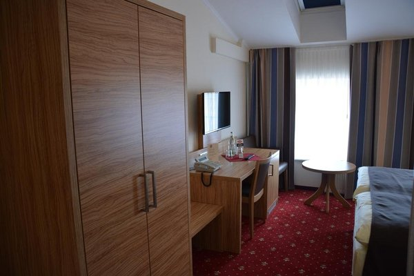Altstadthotel Harburg - фото 38