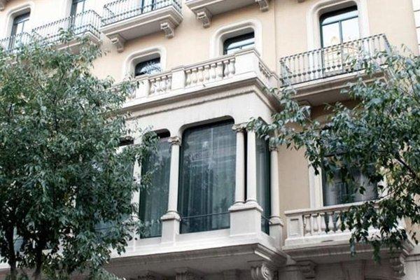 Отель Room Mate Carla 4* - фото 23