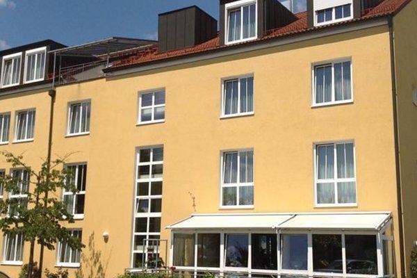 Гостиница «EBNER GARNI», Ингольштадт