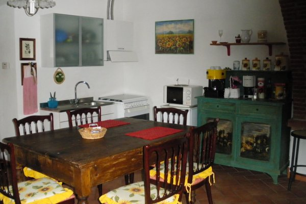 Agriturismo Villalba - фото 7