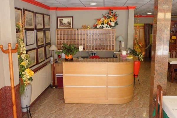 Hotel La Bolera - фото 16