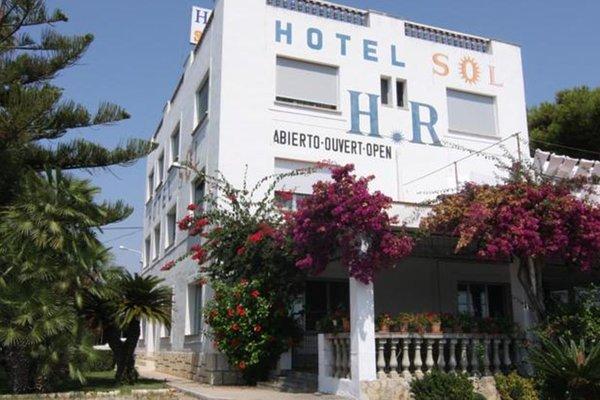 Hotel Sol - фото 23