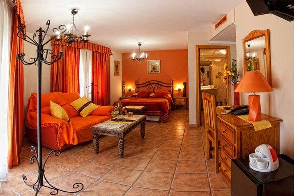 Hotel Hospederia Zacatin - фото 2