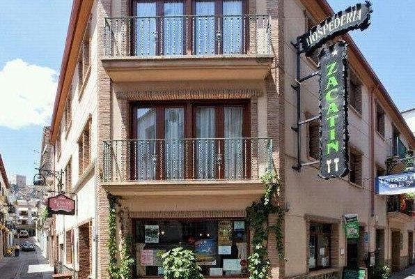 Hotel Hospederia Zacatin - фото 23