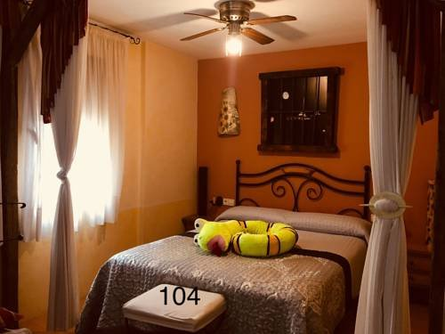 Hotel Hospederia Zacatin - фото 4