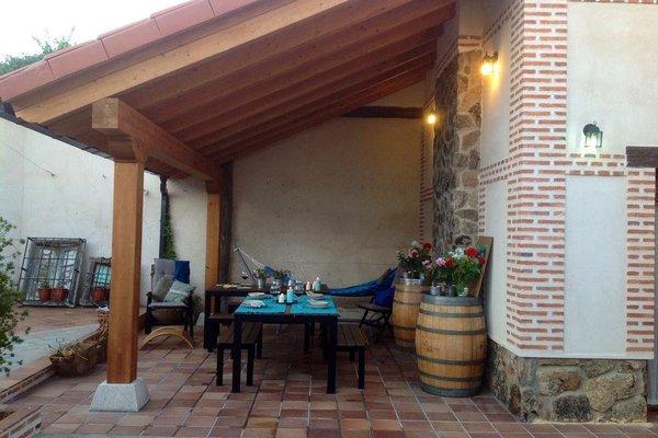 Casa Rural Las Hazanas - фото 8