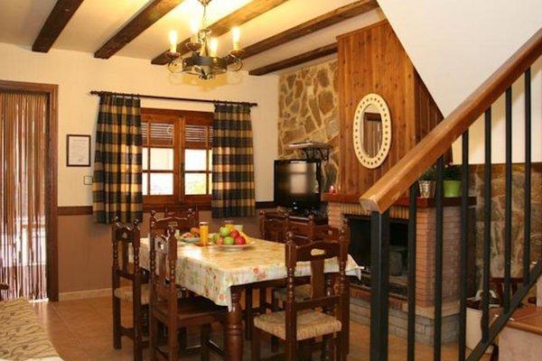 Casas Rurales Los Olivos - фото 11