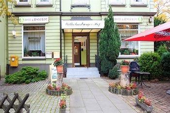 Hotel Wilhelmsburger Hof - фото 21