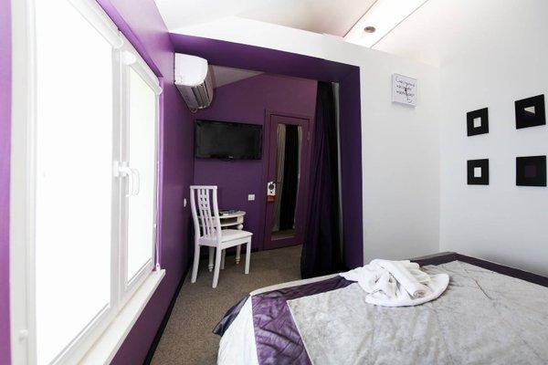 Отель Краски - фото 2
